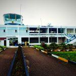 Arriving on Pemba Island