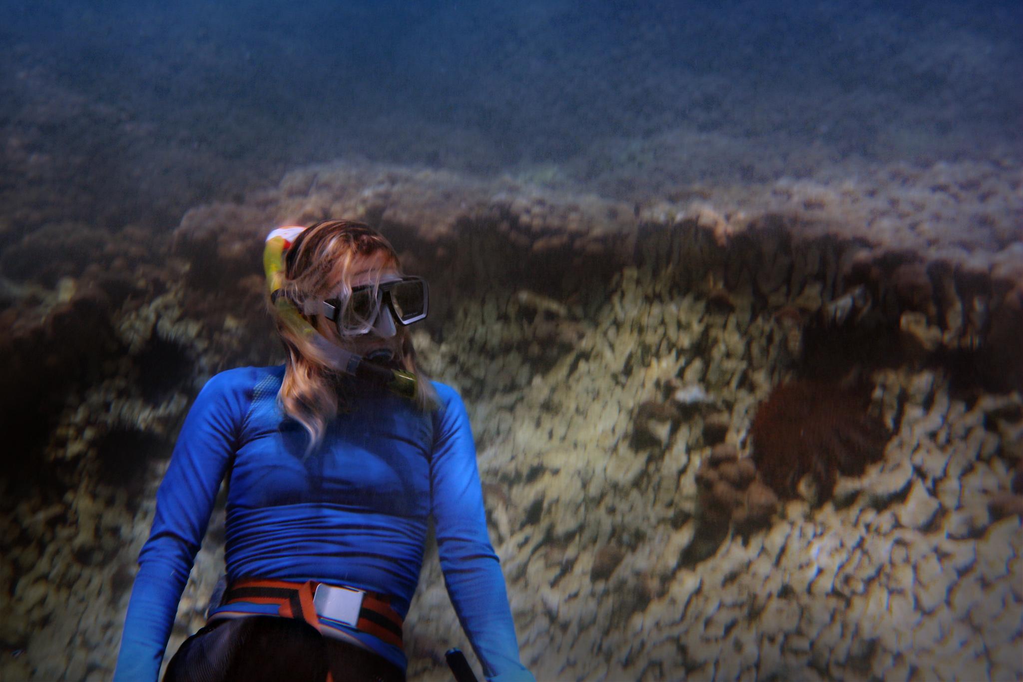 Renee Blundon – American Freediver