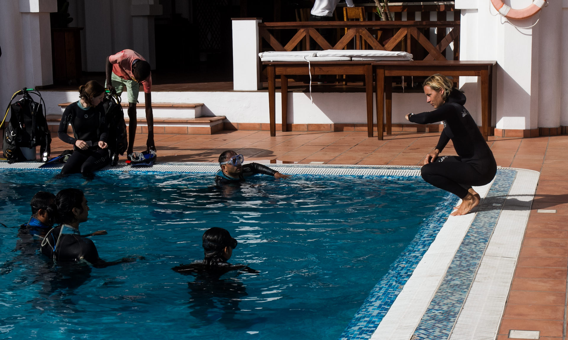 freediving courses dahab