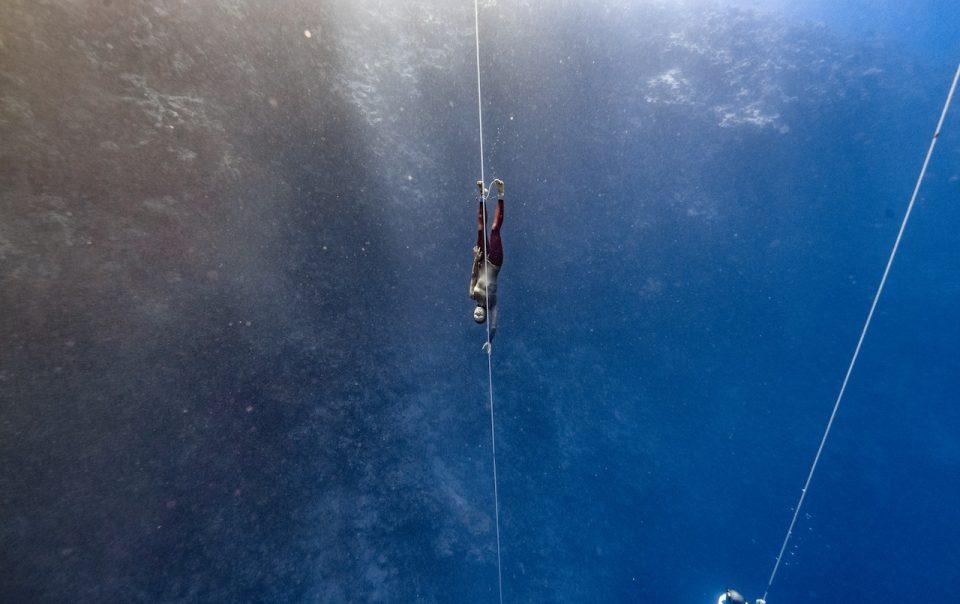 American Freediver