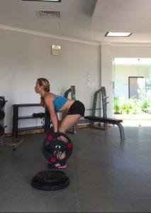 freediving workout