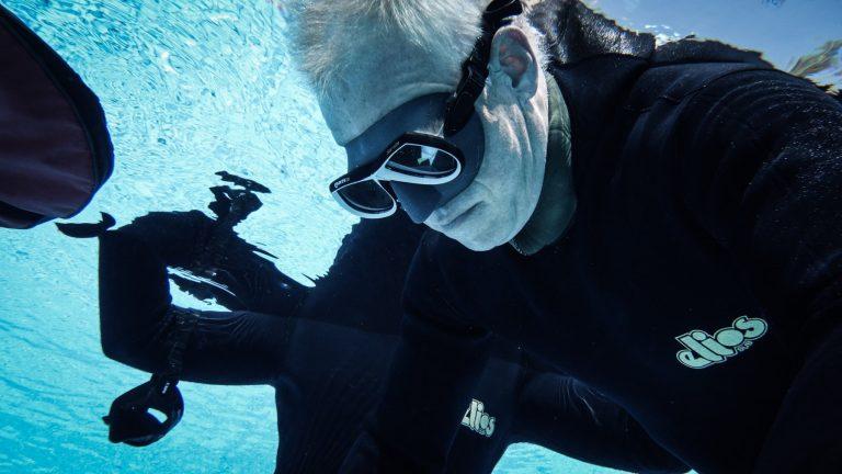 freediving course dahab