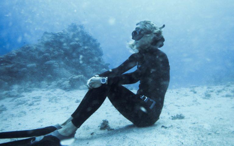 Freediving in Dahab