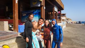 PADI Freediving Instructor Trainer
