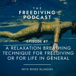 A Relaxation Breathing Technique for Freediving or for Life in General